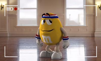 M&M'S Super Bowl Teaser 2014