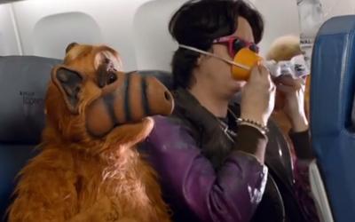 Delta's 80's In-Flight Safety Video