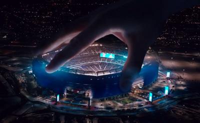 Pepsi Super Bowl 2014: Pepsi Halftime Intro