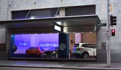 NRMA Insurance - Crashed Car Showroom
