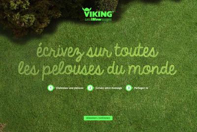 Les iMOWssages VIKING