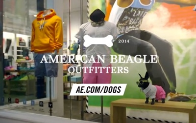 American Beagle Outfitters Dogumentary