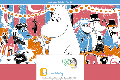 Tove 100 - Celebrating the art and life of Tove Jansson