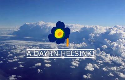 One day in beautiful Helsinki
