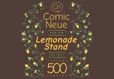Get Comic Neue