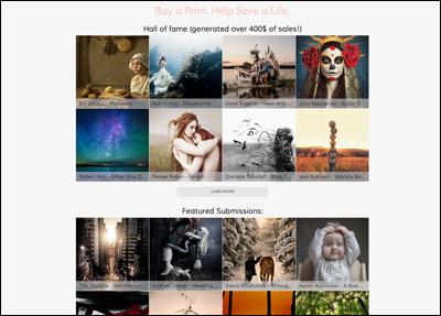 Saving Eliza : Photographers Making A Difference