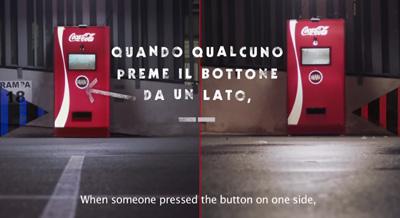 Coca-Cola Fair Play Machines - #ShareTheDerby
