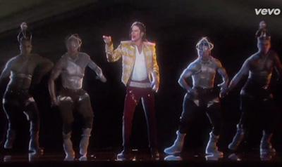 Michael Jackson - Slave To The Rhythm