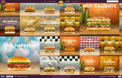 McDonald's MyBurger