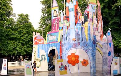 The Imagination Castle by Disneyland Paris