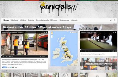 Brandalism 2014