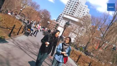 Living Moments - Lumia Arc of Wonder