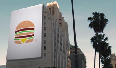 McDonald's Picto