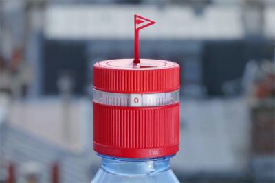 Vittel Refresh Cap