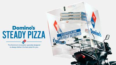 Domino's Steady Pizza