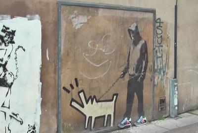 Occupy Banksy