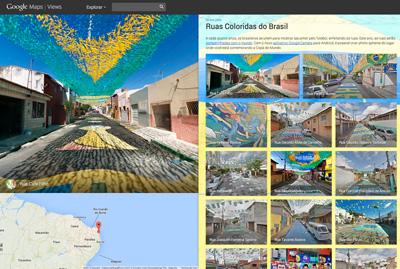 Ruas Coloridas do Brasil