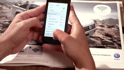 Amarok Wi-Fi Ad Volkswagen