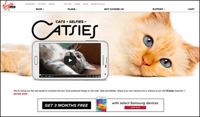 Virgin Mobile Presents: Catsies