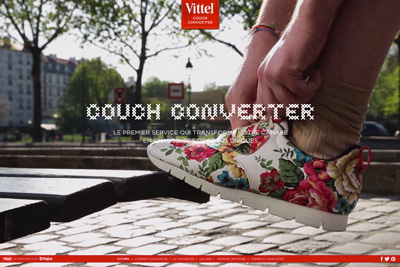 Couch Converter