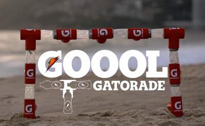 GOOAL GATORADE