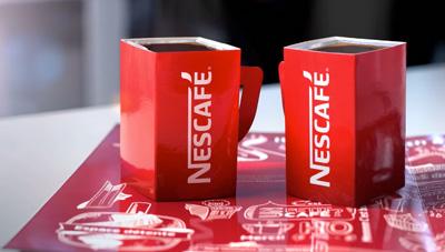 Nescafé: Pop-Up Café