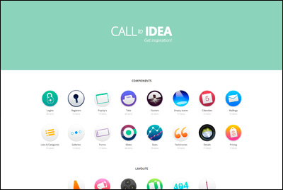 Call to Idea - Get inspired!