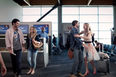 LOVE MOMENT - Southwest Airlines