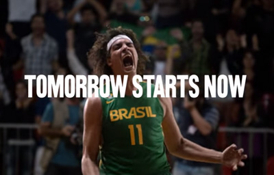 Tomorrow starts now.
