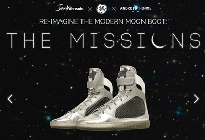 Re-Imagine the Modern Moon Boots
