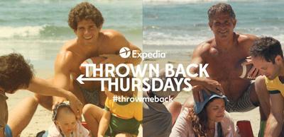 Expedia | Thrown Back Thursdays
