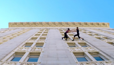 GoPro: Waltz On The Walls Of City Hall