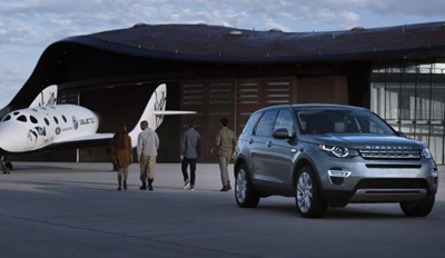 Win the ultimate adventure to space with Land Rover's Galactic Discovery