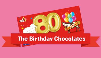The Birthday Chocolates