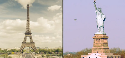OpenSkies loves New York and Paris