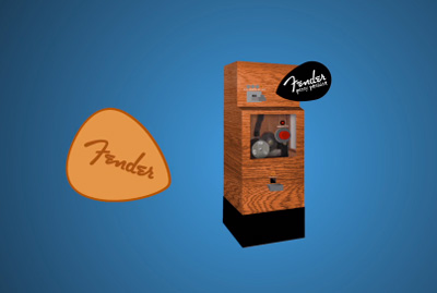 Fender Penny Presser