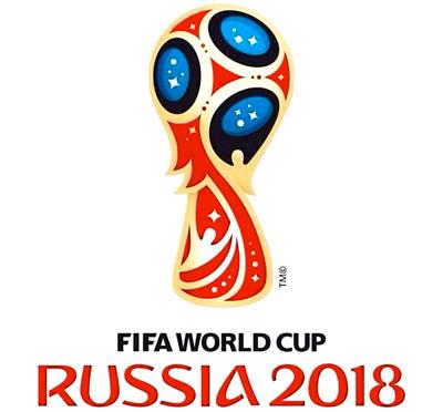 2018 FIFAワールドカップ ロシア大会公式エンブレム