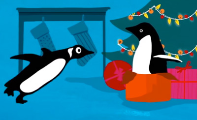 Penguin's Christmas 2014