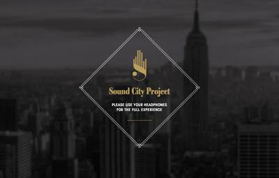 Sound City Project