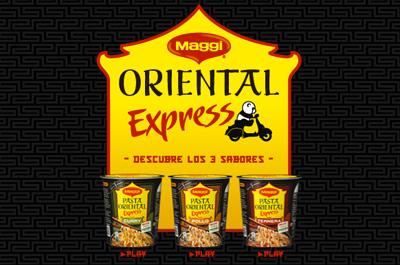 Pasta #OrientalExpress