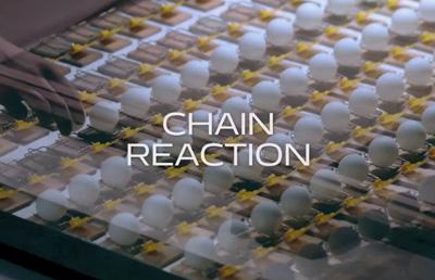 Chain Reaction | Pepsi Max | #LiveForNow