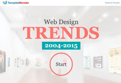 The Decade in Web Design Trends