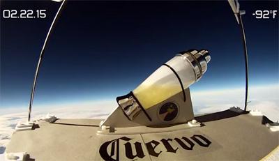 Margaritas In Space