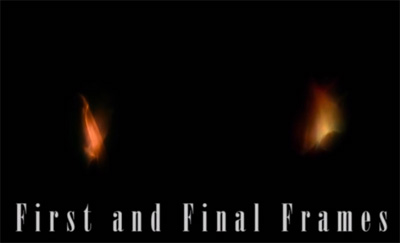 First and Final Frames