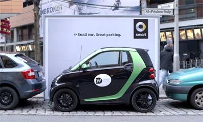 smart POP UP Billboards