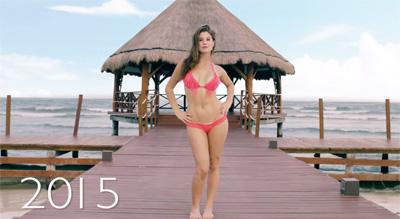 Evolution of the Bikini with Amanda Cerny