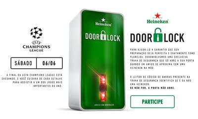 Heineken | The Door Lock