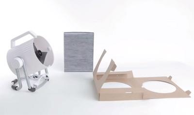 Volkswagen Clean Air in a Box