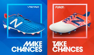 Make Chances. Take Chances.