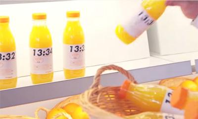 The freshest fresh orange juice brand